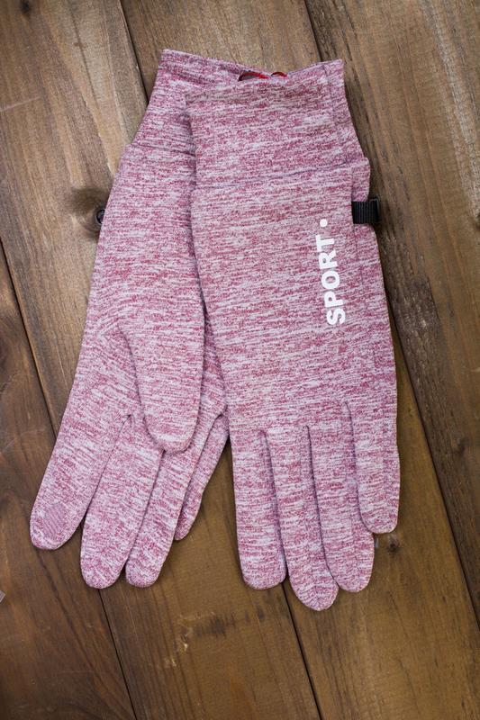 Женские сенсорные спортивные перчатки sport