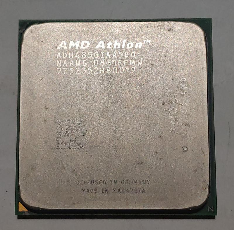 Процессор сокет AM2 AMD Athlon 64 X2 4850e 2.5GHz 2.5GHZ 1Mb 2 яд