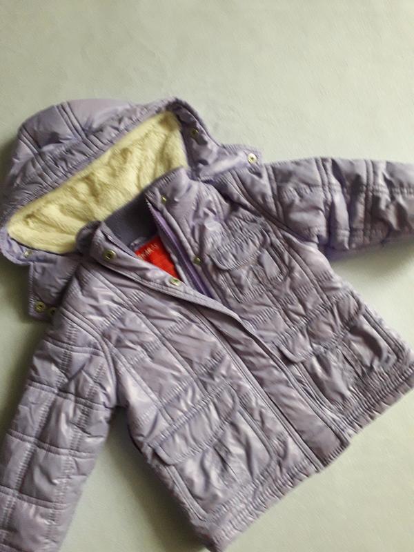 Тепленькая курточка