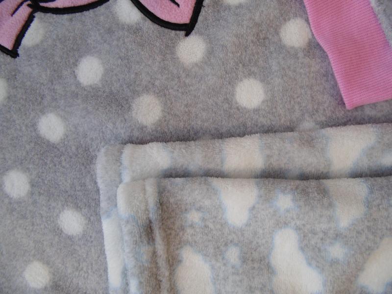 Пижама флис primark love to lounge англия м,12-14 - Фото 3