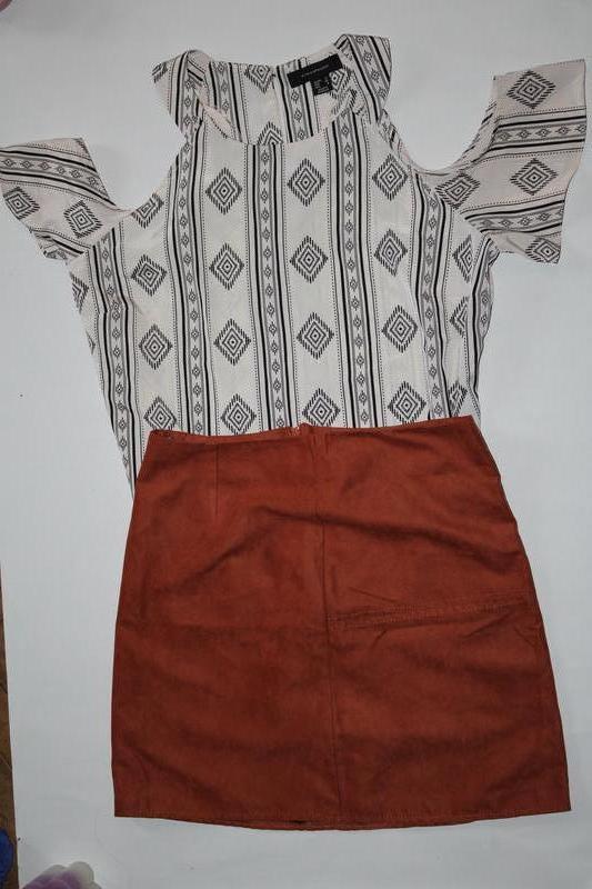 Блуза з відкритими плечима, с открытыми плечами майка топ