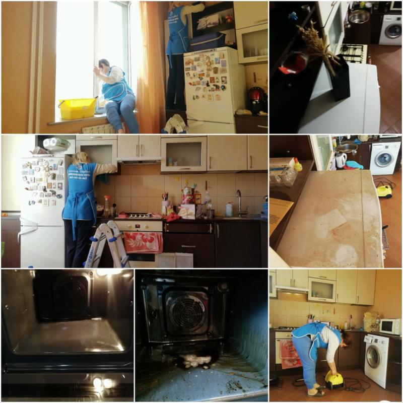 Уборка квартир мойка окон химчистка мебели - Фото 5