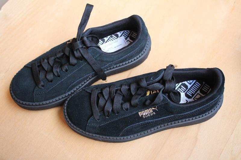 Puma кросівки,кроссовки puma suede оригінал