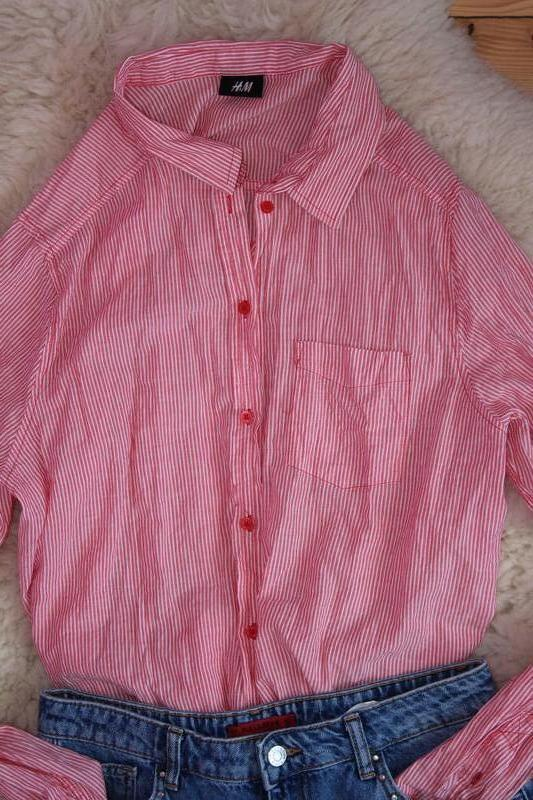 Сорочка рубашка платье - Фото 4