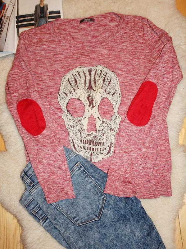 Кофта свитшот/ свитер