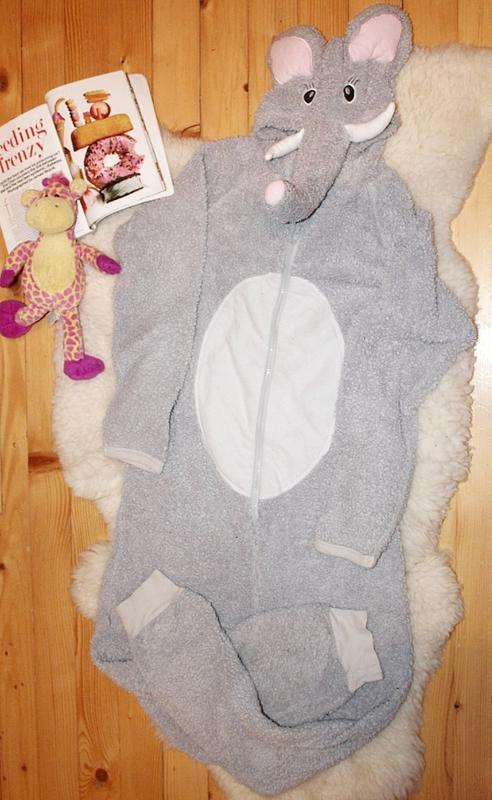 Пижама кегуруми/ піжамка
