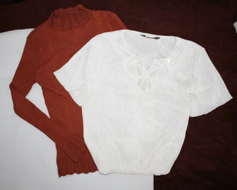 Нарядна блуза футболка нарядная блуза плиссе / плиссерованная