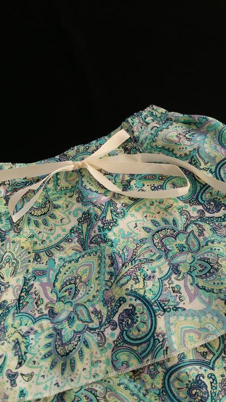 Легкая юбка lulu castagnette (франция) на 5-6 лет (размер 110-... - Фото 2