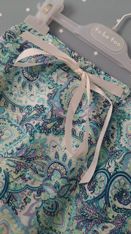 Легкая юбка lulu castagnette (франция) на 5-6 лет (размер 110-... - Фото 7