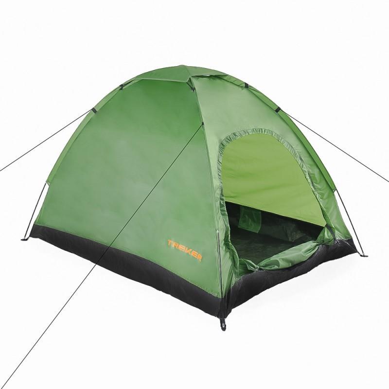 Двухместная однослойная палатка Treker MAT-103