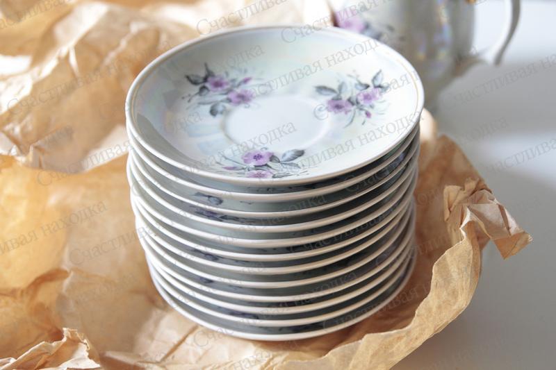Чайный сервиз на 12 персон 30 предметов - Фото 2