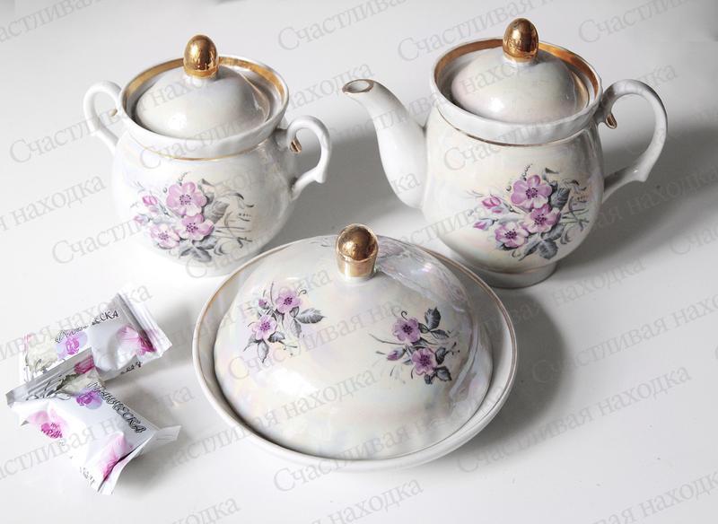 Чайный сервиз на 12 персон 30 предметов - Фото 3