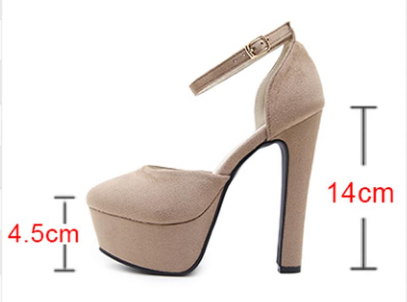 Туфли бежевые замшевые новые