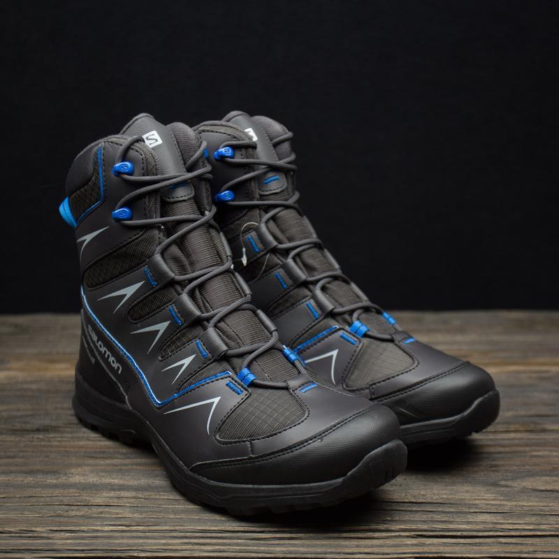 Мужские зимние ботинки salomon tikal ii cswp 394046 р- 40-46