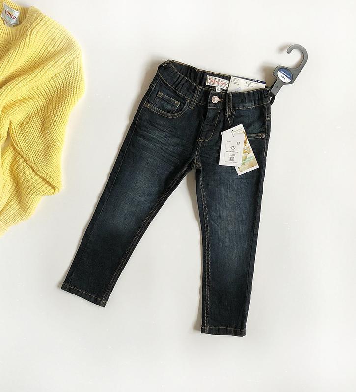 Идеальные зауженные джинсы c&a (биокоттон, цена в магазинах 60...