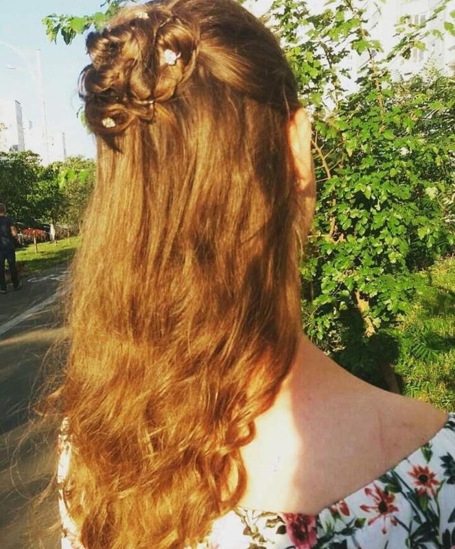 Вечерние та повседневные причёски