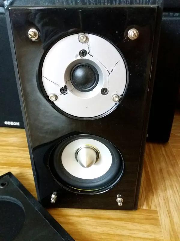 Акустическая аудиосистема 5.1 Odeon - Фото 8