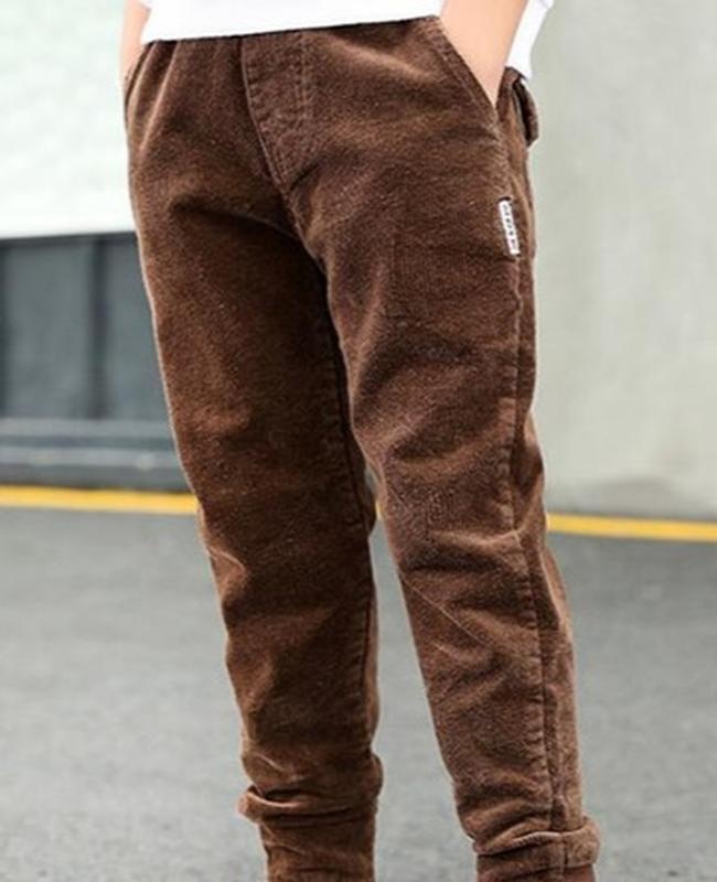 Шоколадные джинсы
