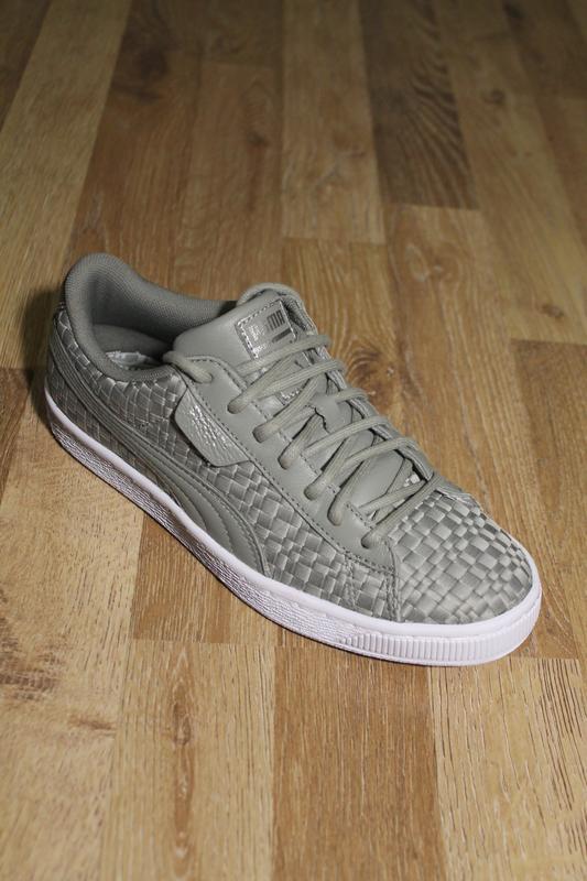 Шикарні кросівки puma basket кроссовки кеди оригінал!