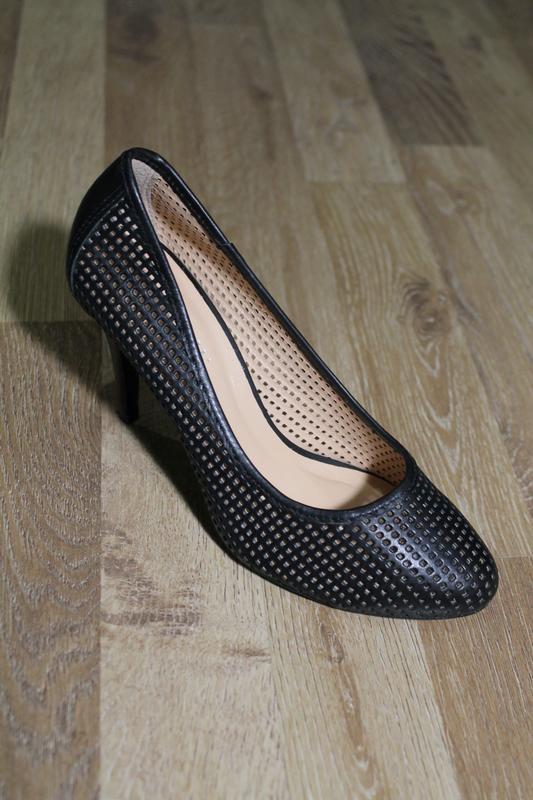 Шикарні туфлі minelli шкіра кожа