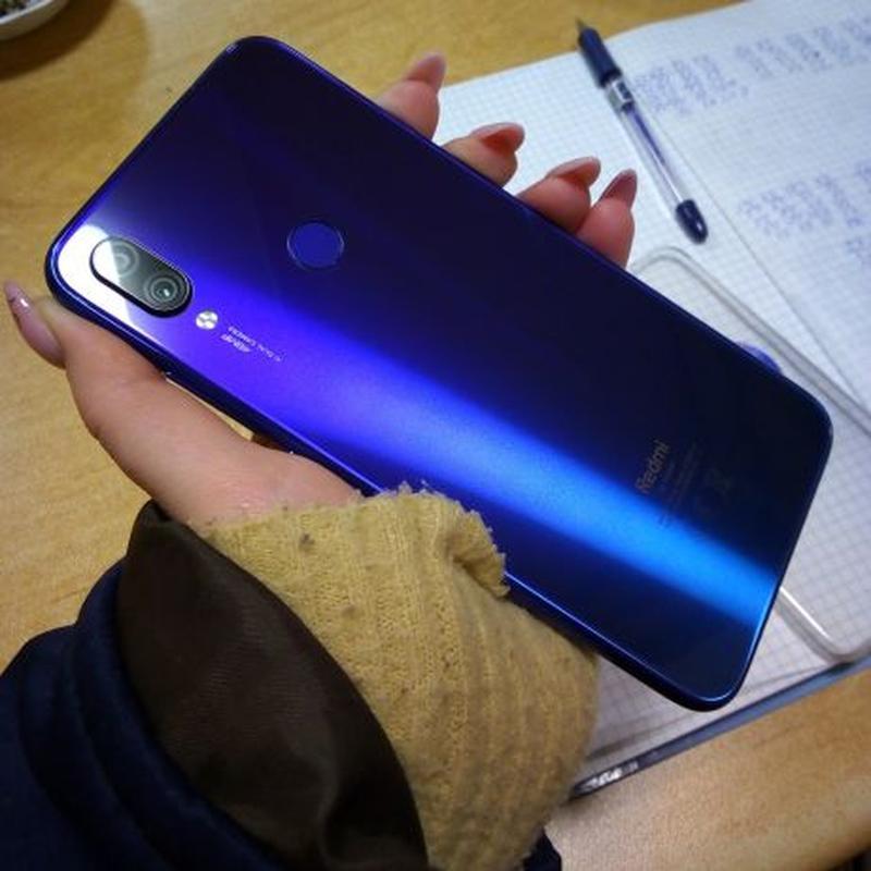 телефон Xiaomi redmi note 7 4/64GB blue