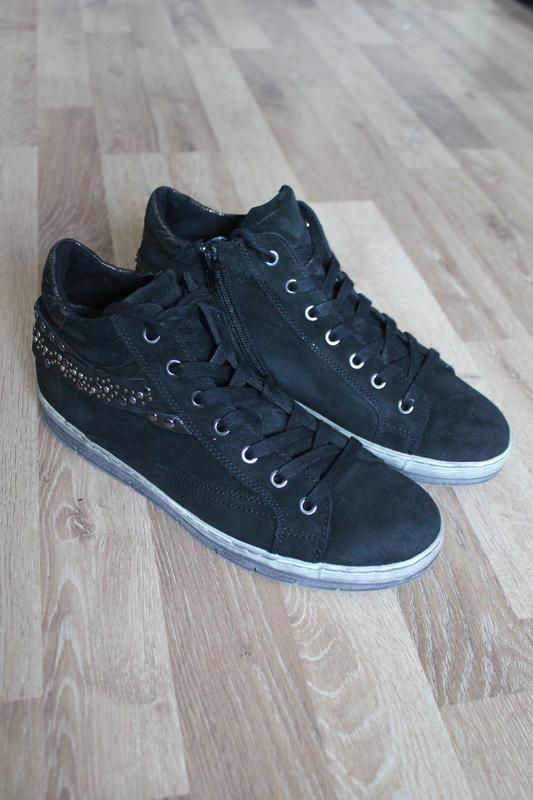 Дуже круті черевички gabor ботинки полусапожки ботинки кожа