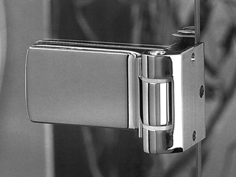 Фурнитура для стеклнных дверей, точные крепления .