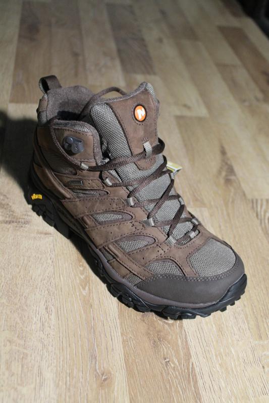Черевики merrell з gore-tex оригінал ботинки