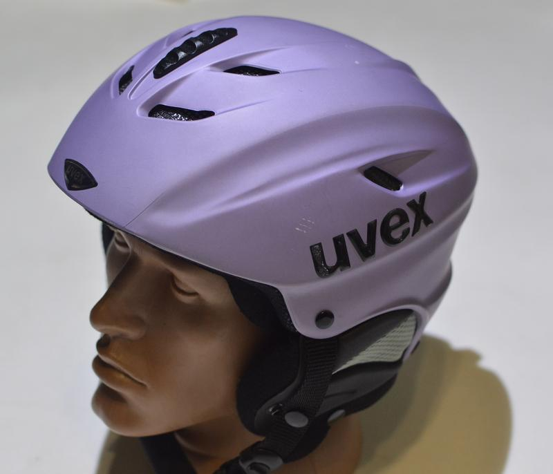 Лыжный горнолыжный шлем uvex xw 003 s 55-56 см
