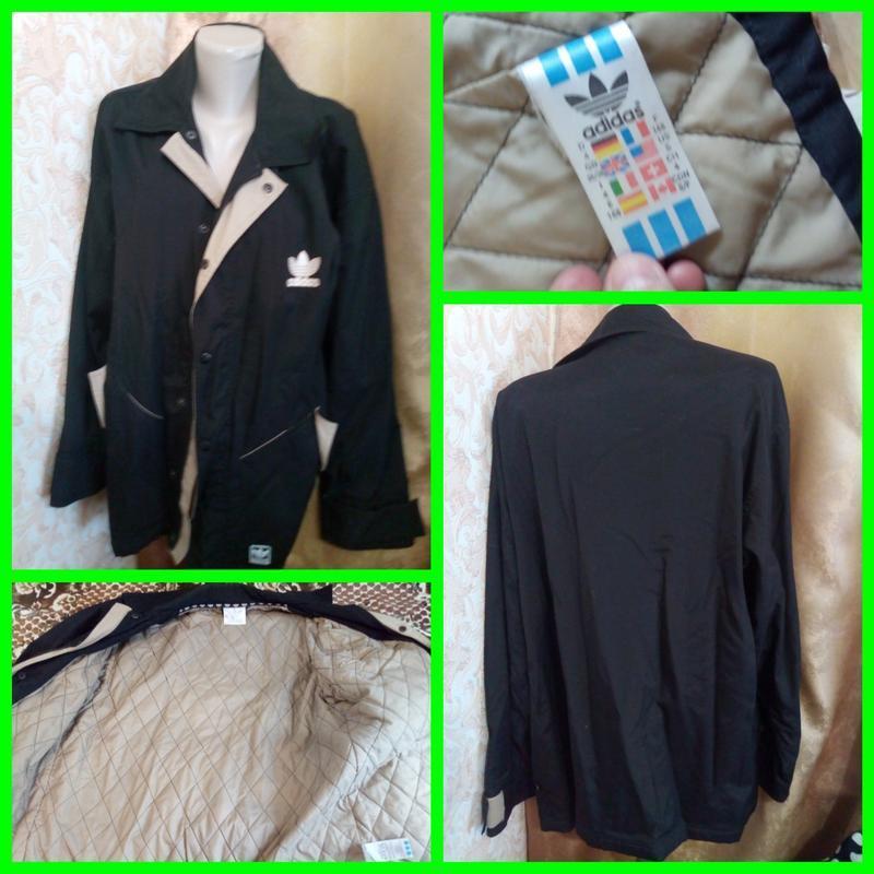 Куртка - ветровка мужская adidas, 52-54