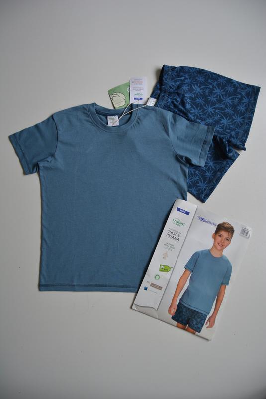 Пижама для мальчика (футболка, шорты), pocopiano