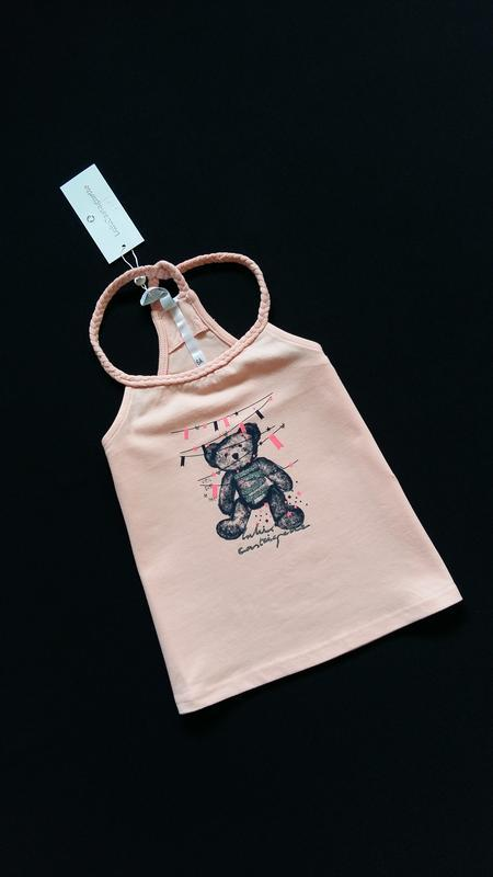 Костюм/комплект lulu castagnette (франция) на 5-6 лет (размер ... - Фото 2