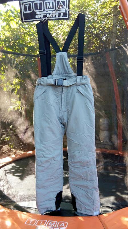 Лыжные штаны зимние брюки inscene youth