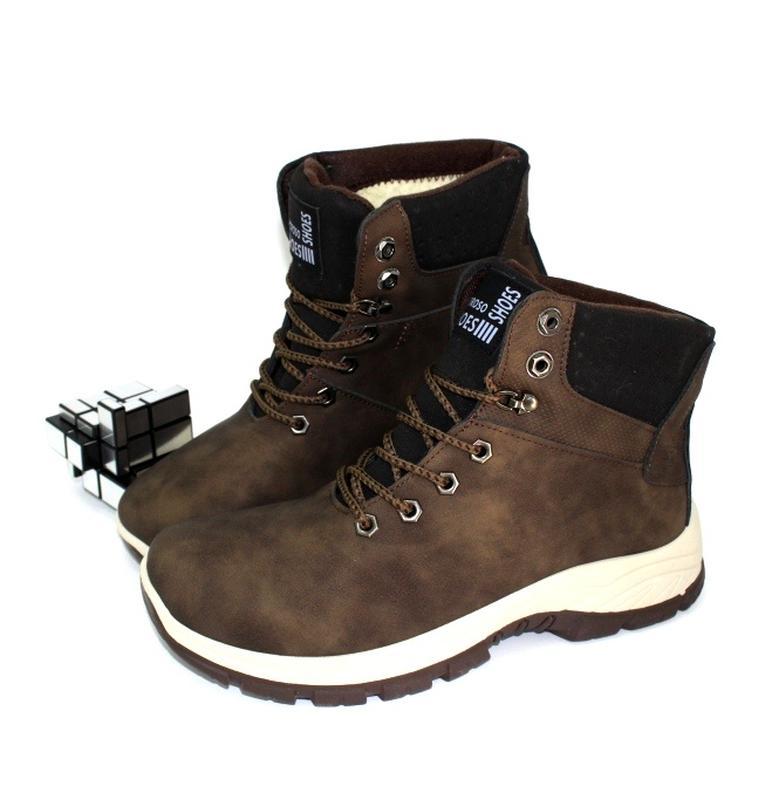 Мужские зимние ботинки (315-10)