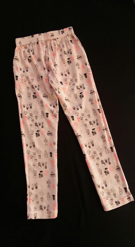 Легкие штаны/брюки lulu castagnette (франция) на 9-10 лет (раз... - Фото 6