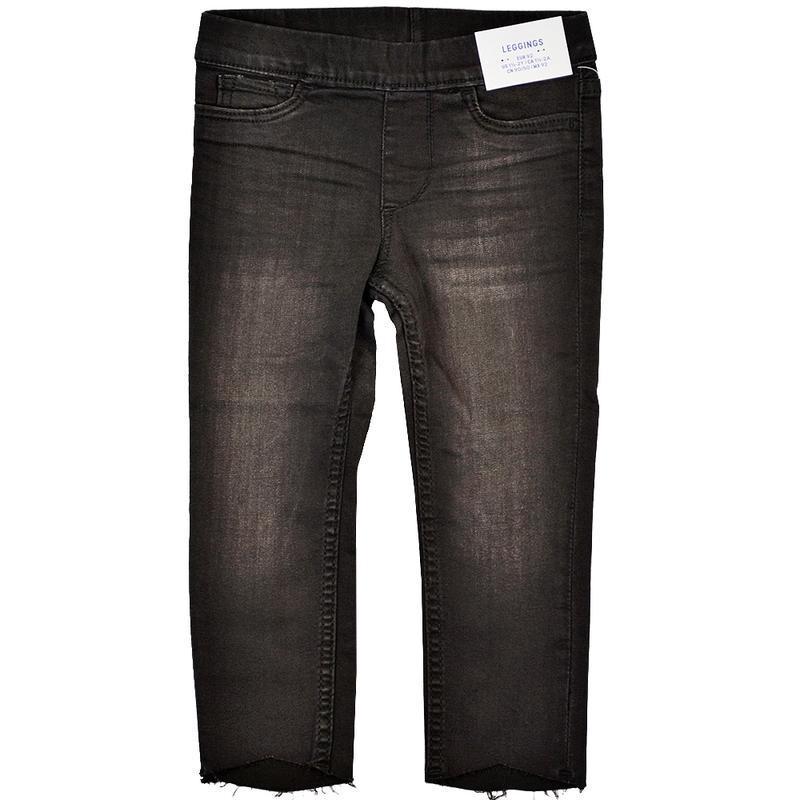 Джеггинсы на девочку h&m 92см, 1,5-2г черные