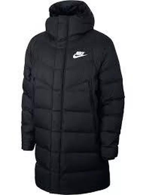 Куртка зимняя мужская длинная до колен и ниже колен ХХС-10ХХЛ,