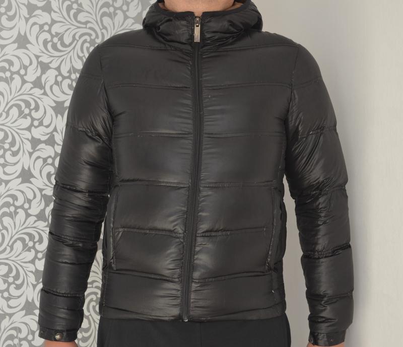 Зимний пуховик из свежих коллекций zara ® down jacket mens