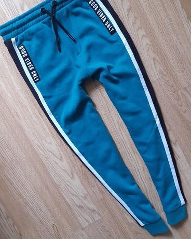 Новые утеплённые штаны 4-5лет
