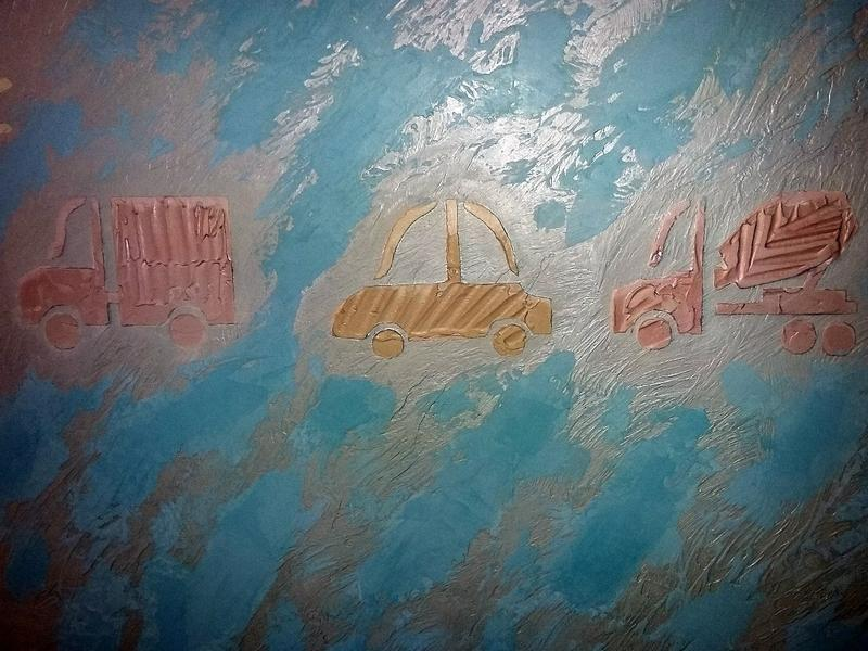 Фактурная штукатурка и декор - Фото 2