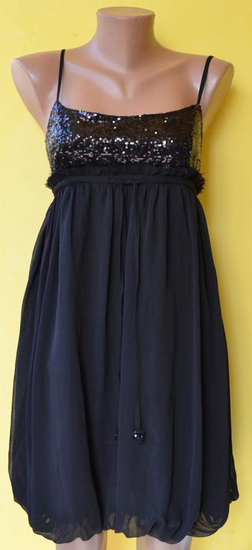 Милое черное платье фирмы tally weijl (totally sexy)
