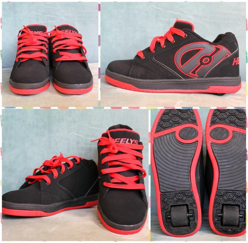 Heelys ® роликовые кроссовки размер 39