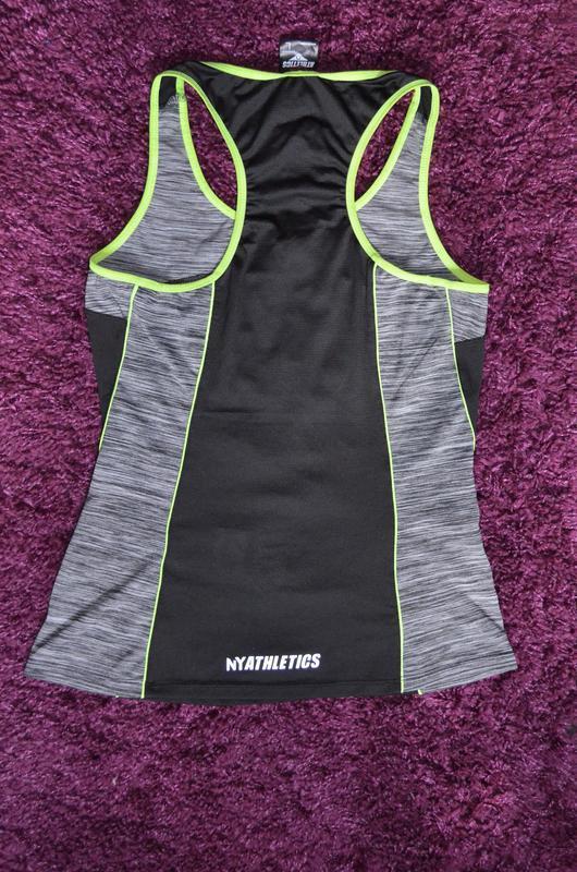 New yorker athletics спортивная майка - Фото 3
