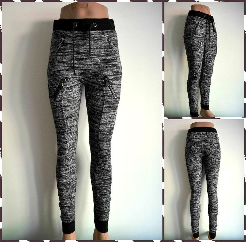 Urban cllasics ® стильные лоссины-штаны размер s