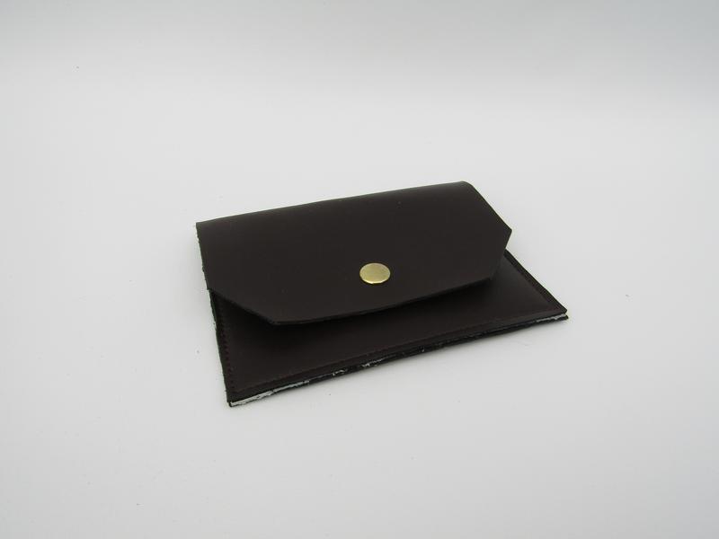 "Маленький кошелек handmade ""black collection"""