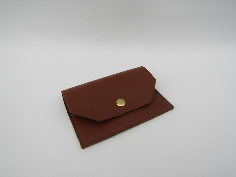 "Маленький кошелек handmade ""brown collection"""