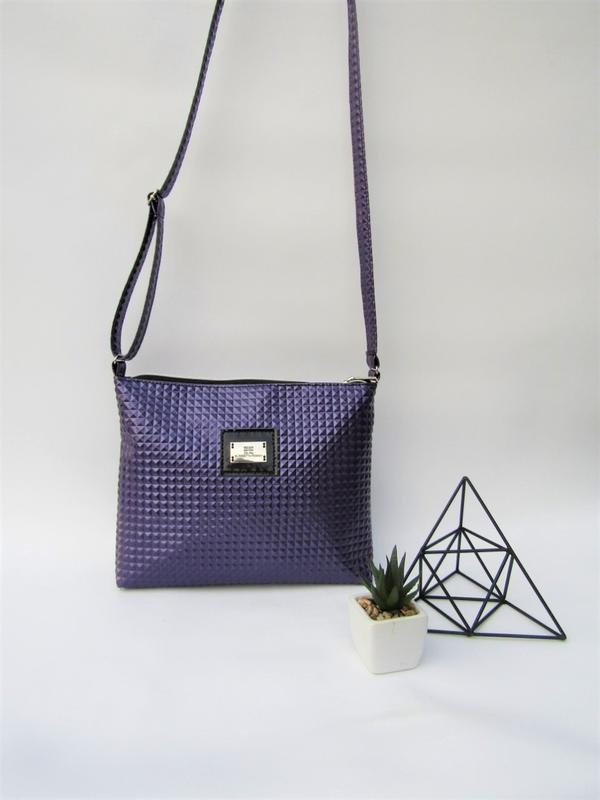 Компактная сумка handmade