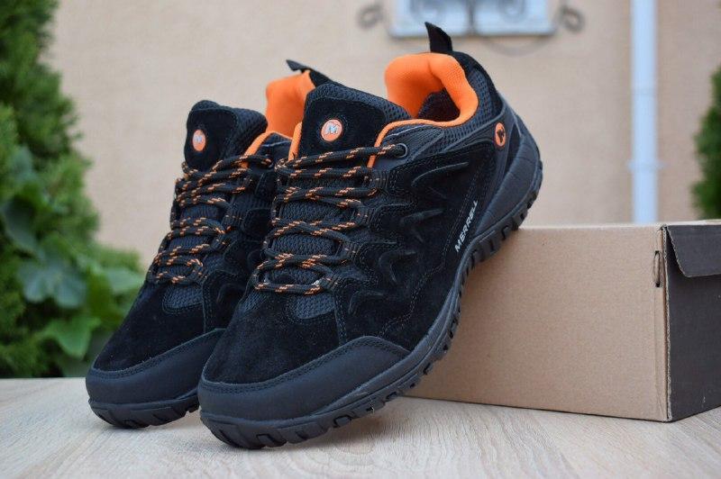 Шикарные мужские зимние ботинки  merrell pulsate