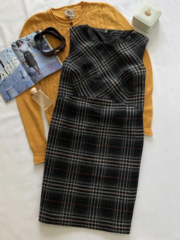 Теплое платье от marks & spencer