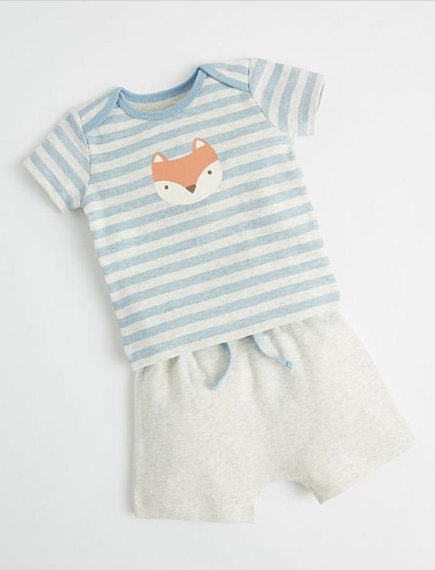 Летний комплект для малыша